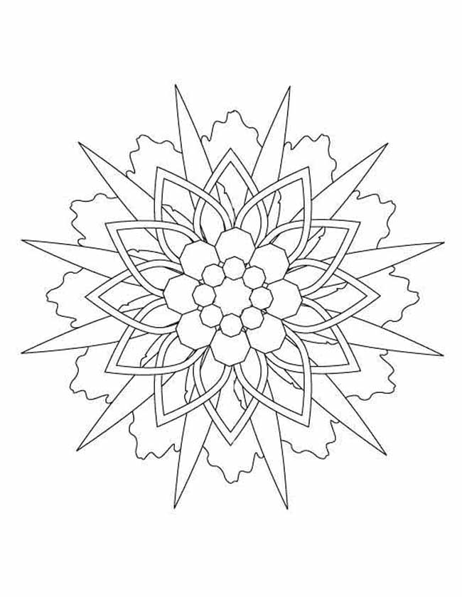 kleurplaten mandala pdf