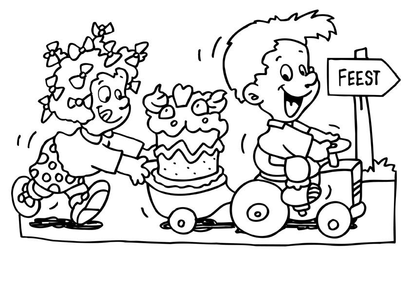 Kleurplaat Verjaardag Meester Idee 235 N Over Kleurpagina S
