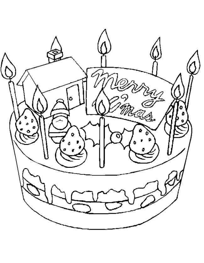 Kleurplaat Verjaardag Kerst Idee 235 N Over Kleurpagina S