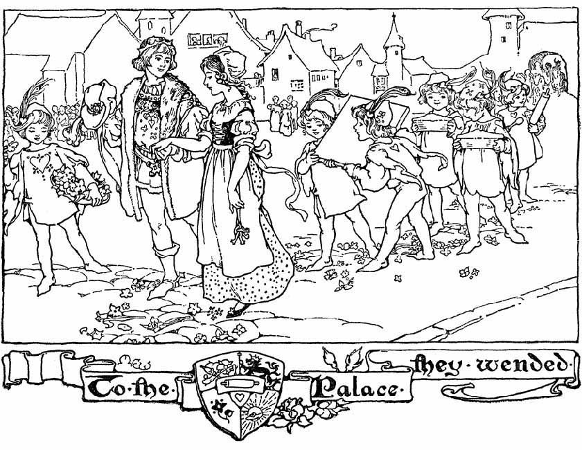 Gratis Kleurplaten Middeleeuwen.Kleuren Nu Optocht In De Middeleeuwen Kleurplaten